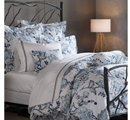 Chatham Floral Organic Cotton Duvet Covers and Shams