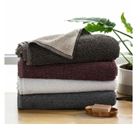 Organic Cotton Duo Weave Towel Collection