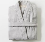 d761e909cf Coyuchi Unisex Mediterranean Robe