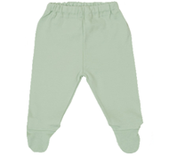 Ultimate Green Baby Organic Cotton Baby Pants - Sage