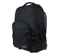 EcoGear Rolling Dhole Backpack - Black