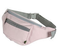 EcoGear Skipper Hip Fanny Pack - Blush Pink