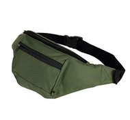 EcoGear Skipper Hip Fanny Pack - Olive Green