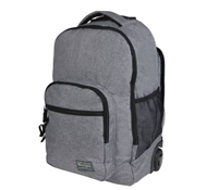 EcoGear Rolling Dhole Backpack - Heather Grey