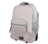 EcoGear Rolling Dhole Backpack - Blush Pink