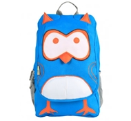EcoZoo Cotton Kids' Owl Backpack