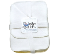 Under the Nile Organic Cotton Sherpa Wash Cloths
