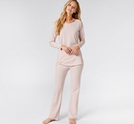 Editing Organic Cotton Women's Solstice Pant - Camellia