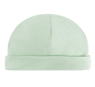 Organic Cotton Baby Beanie - Green