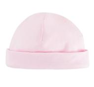 Organic Cotton Baby Beanie - Pink