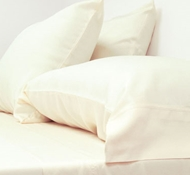Cariloha Classic Bamboo Bed Sheet Set - Ivory