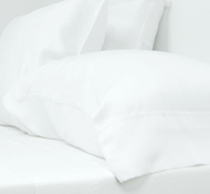Cariloha Classic Bamboo Bed Sheet Set - White