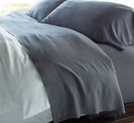 Cariloha Resort Bamboo Bed Sheets - Blue Lagoon