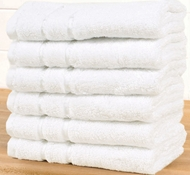Bamboo Washcloths (Set Of 3) - White