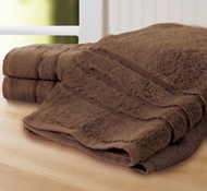 Bamboo Hand Towel (Set Of 3) - Almond Truffle