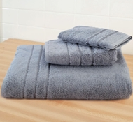 Bamboo Bath Towel Set - Blue Lagoon