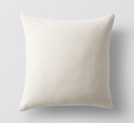Coyuchi Down Decorative Pillow Insert