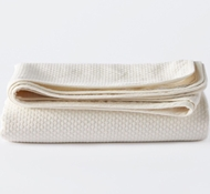 Coycuchi Mediterranean Organic Cotton Swaddle Blanket in Natural