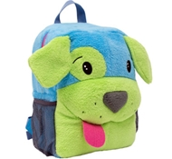 Ecogear Brite Buddies Plush Backpacks - Puppy