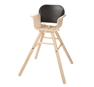 Plan Toys Eco-Friendly High Chair - Black