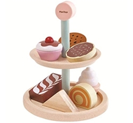 Eco-Friendly Bakery Stand Set