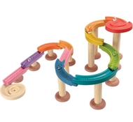 Eco-Friendly Marble Run - Deluxe