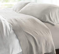 Resort Bamboo Bed Sheet Sets - Harbor Gray