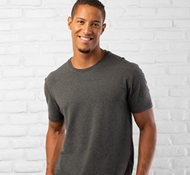 Men's Bamboo Pajama Shirt - Charcoal Heather