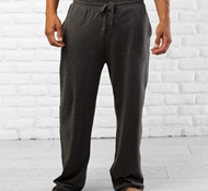 Men's Bamboo Pajama Pants - Charcoal Heather