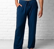 Men's Bamboo Pajama Pants - Indigo