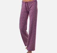 Women's Bamboo Pajama Pants - Mulberry