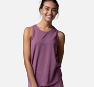 Women's Bamboo Bamboo Tank Top - Mulberry