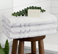 Bamboo Towels - White