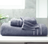 Bamboo Towel Set - Blue Lagoon
