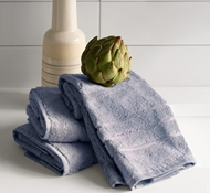 Bamboo Hand Towel Set - Blue Lagoon