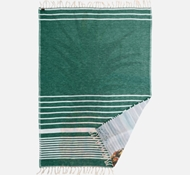 Bamboo Beach Towel - Pineapple
