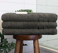 Bamboo Towels - Onyx
