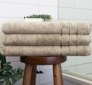 Bamboo Bath Sheets - Stone