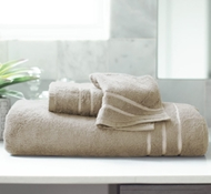 Bamboo Towel Set - Stone