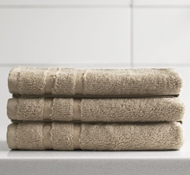 Bamboo Washcloth Set - Stone