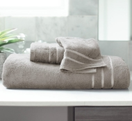 Bamboo Towel Set - Harbor Gray