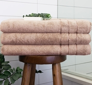Bamboo Bath Sheets - Blush