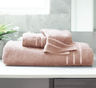 Bamboo Towel Set - Blush