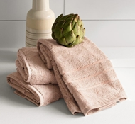 Bamboo Hand Towel Set - Blush
