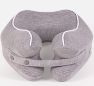 Cariloha Bamboo Neck Pillow