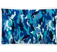 Biodegradable Non-Toxic Bento Cool Ice Pack - Shark Camo