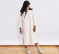 Women's Solstice Organic Nightgown - Blush