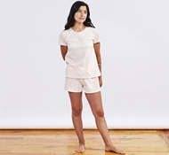 Women's Solstice Organic Short - Blush