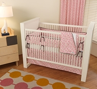Sweet Jane Organic Cotton Crib Bedding Collection ($49- $663)