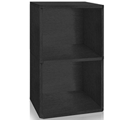 Eco Friendly Vinyl Record Cube 2 Shelf